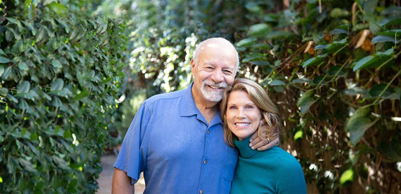 Leah and Bruce Kalish